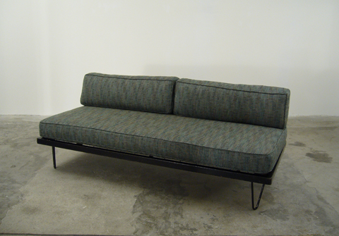 Nelson Daybed; One Of His Earlier Pieces. I Want This One Day! Image:  Designffm Images