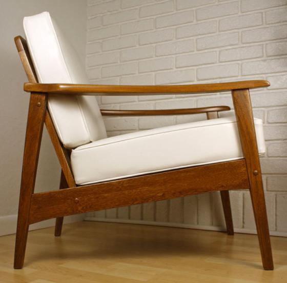 Danish Modern Chair Kibster Vintage