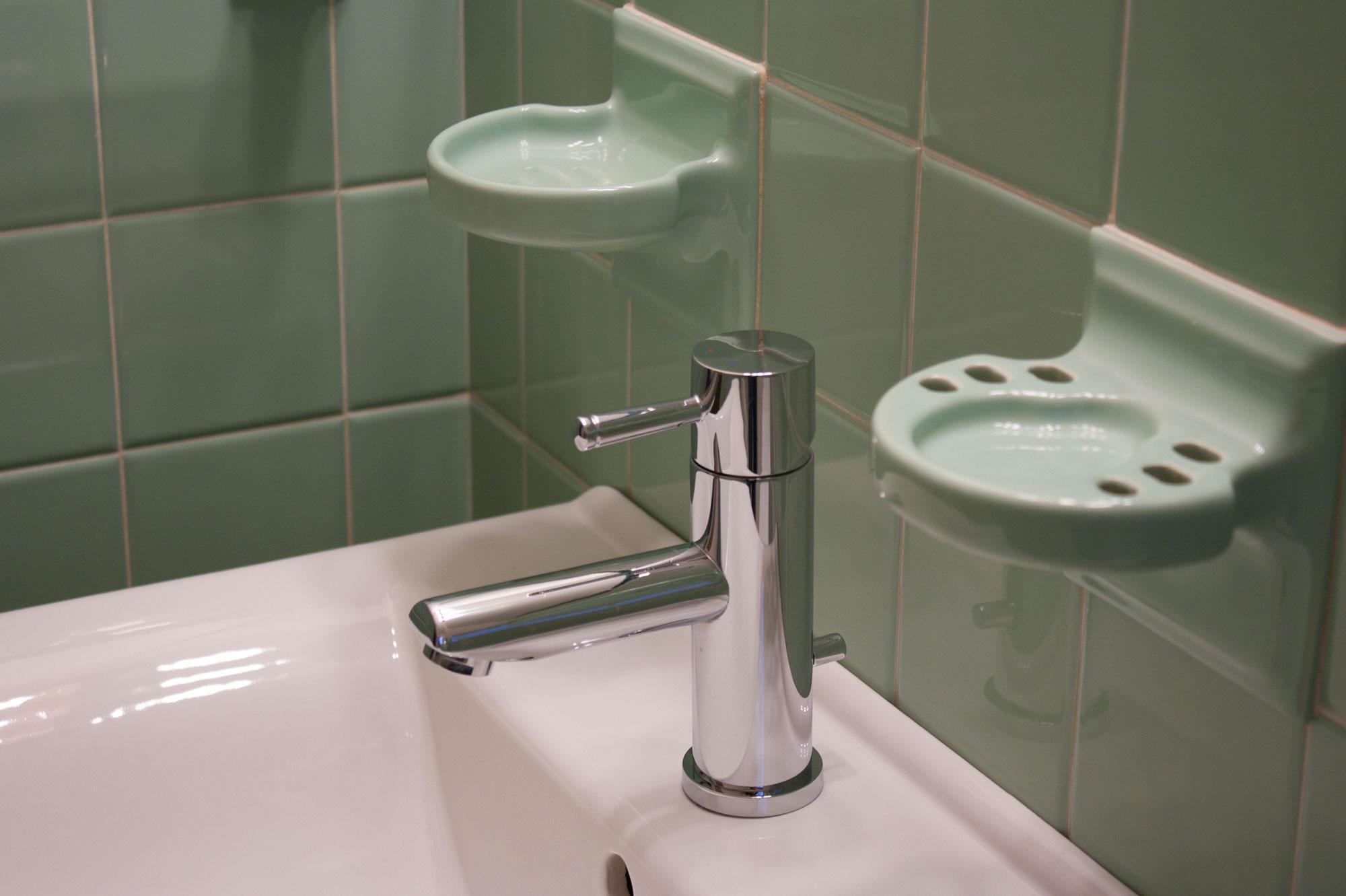 vintage 1950s bathroom | Kibster Vintage