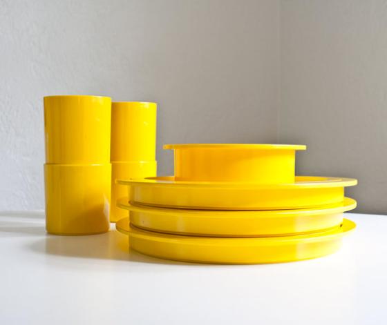 Dansk plate set