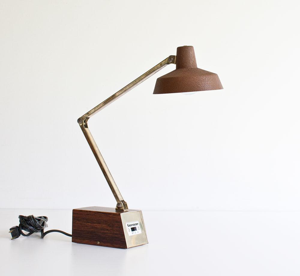 Tensorlamp Brown1