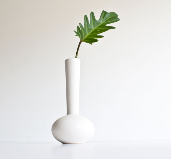 Floraline Vase White