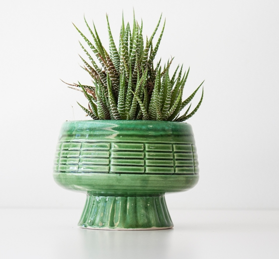 GreenCeramic_RoundPlanter1